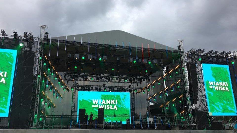 Wianki Warszawa