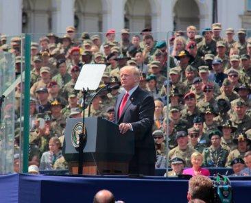 Donald Trump w Polsce - TSE