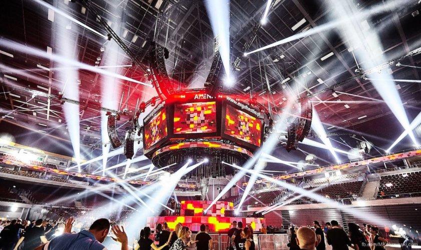 TranceXplosion – Ergo Arena