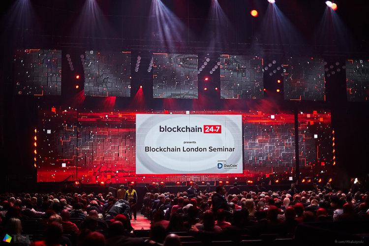 TSE Grupa w O2 Arena w Londynie.
