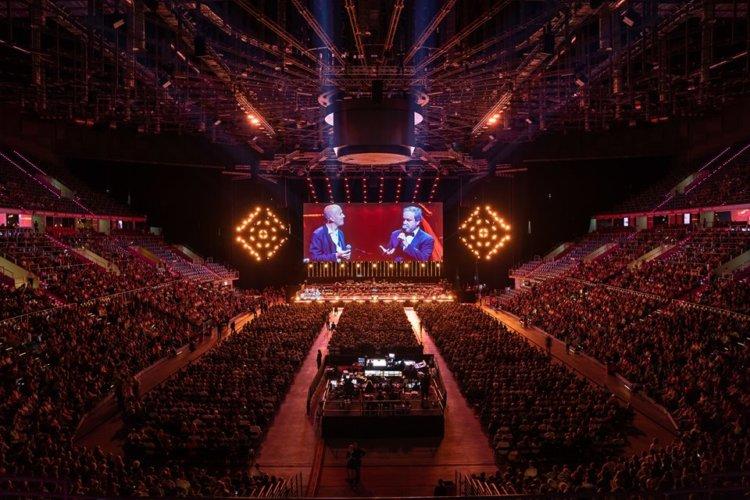 Festiwalu Muzyki Filmowej w Krakowie z oświetleniem od TSE Grupa
