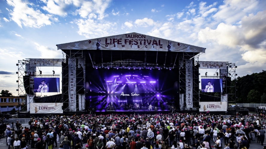 Tauron Life Festival Oświęcim z TSE Grupa