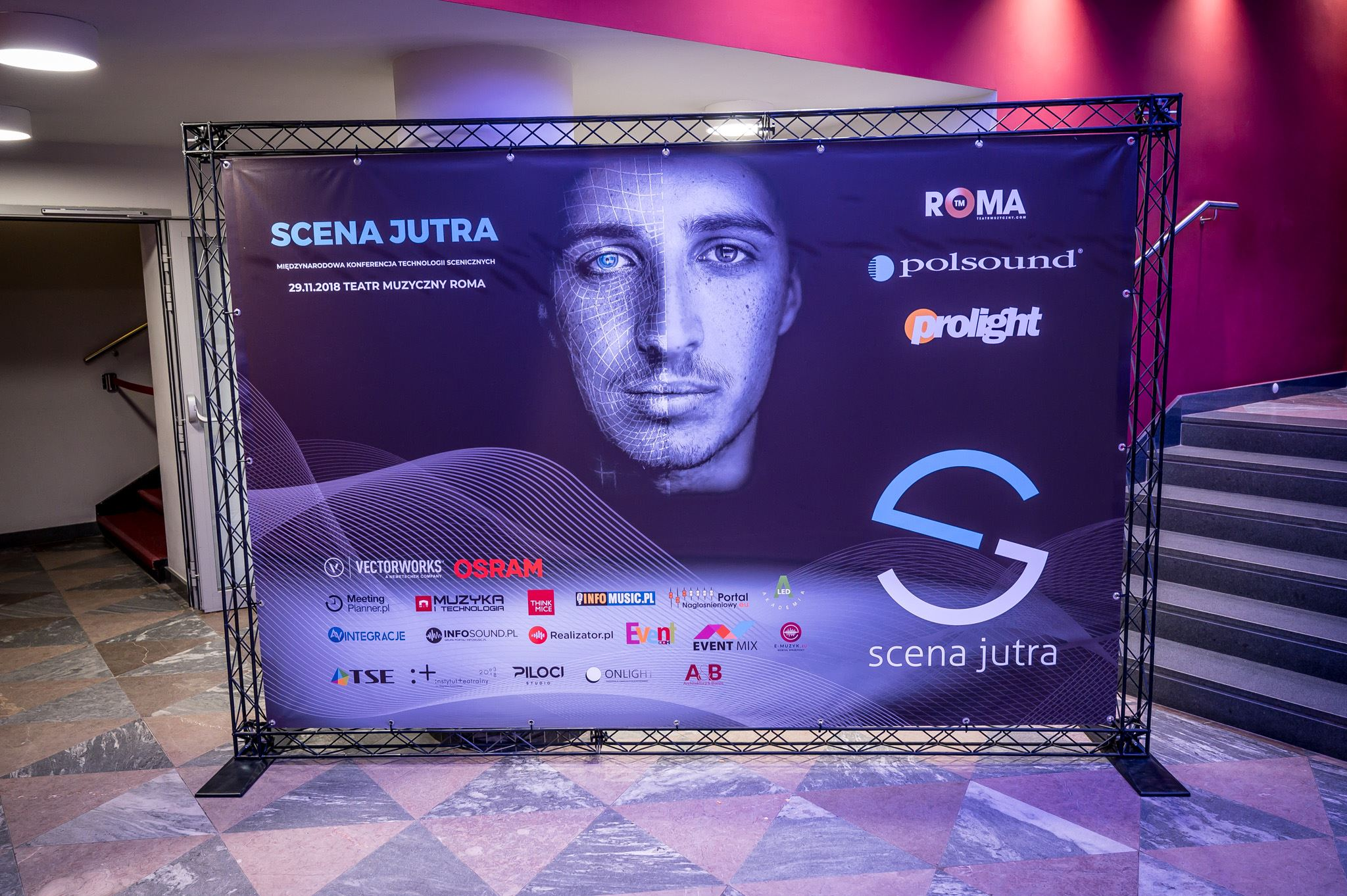 Scena Jutra – international conference of new stage technologies