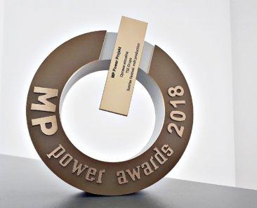 MP Power Awards 2018 dla TSE Grupa