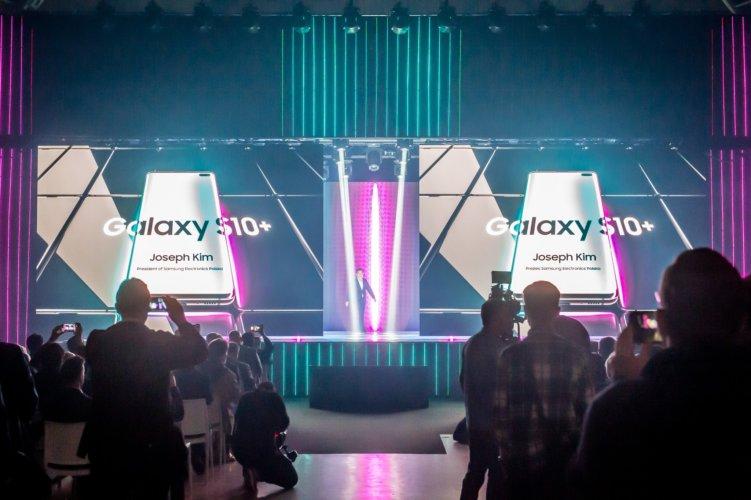Premiera Galaxy S10 z techniką TSE Grupa