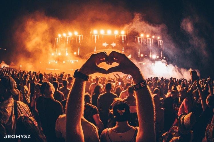 Technika sceniczna – Euforia Festival 2019