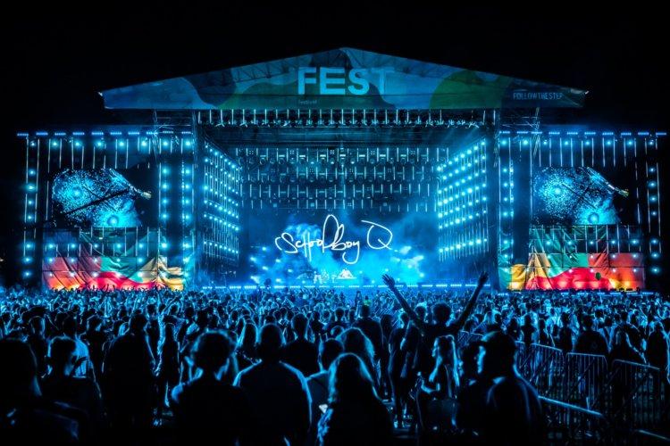 FEST FESTIVAL 2019 z techniką sceniczną od TSE Grupa